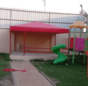 مظلات حدائق خميس مشيط وابها