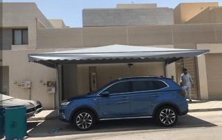 مظلات خارجية للسيارات في عسير (1)