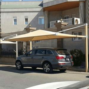 بيع مظلات سيارات في الطائف