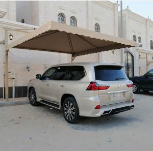 مظلات سيارات في خميس مشيط