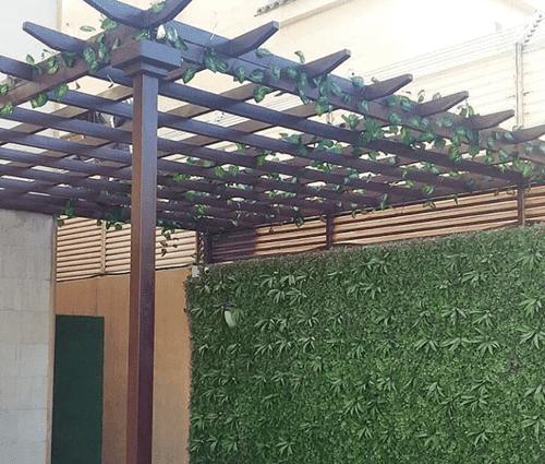 تركيب مظلات حدائق في نجران