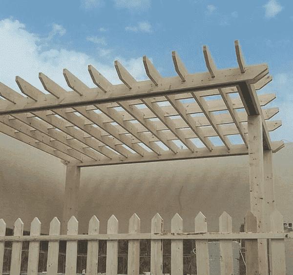اجمل انواع مظلات جلسات للحدائق في نجران