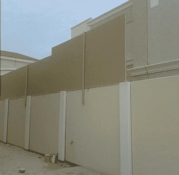 سواتر لاسوار المنازل في جازان ونجران والباحة